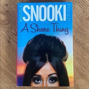 """Accents - """"A Shore Thing"""" Snooki Book"""